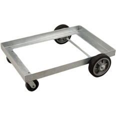 Remco Galvanized Steel Low Undercarriage for Angled Dump Tub 6901x