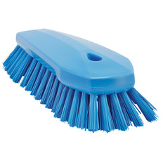 Vikan 3892x Extra Large Flared Hand Brush with Stiff Bristles