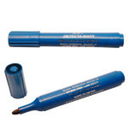Metal Detectable Permanent Markers -  10/pk