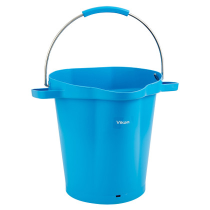 Vikan 5 Gallon Bucket/Pail in Blue