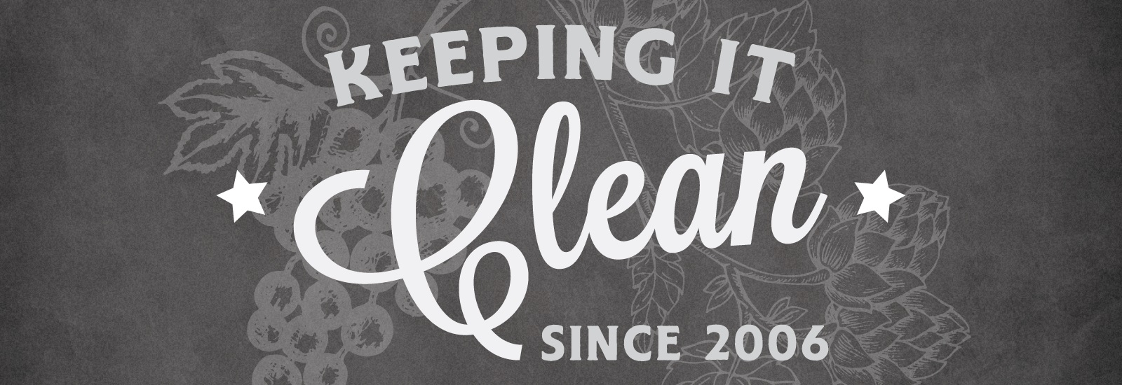 Keeping it Clean Since 2006