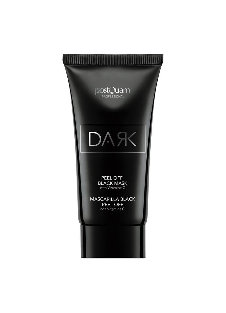 PostQuam DARK Vitamin C Detox Peel Off Black Mask 75ml