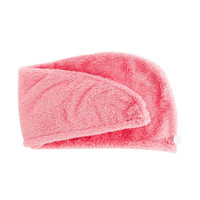 Danielle Creations Glam Goddess Hair Turban Towel - Coral