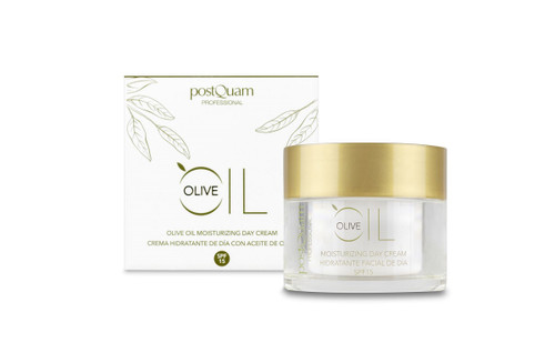PostQuam Olive Oil SPF15 Moisturising Day Cream 50ml
