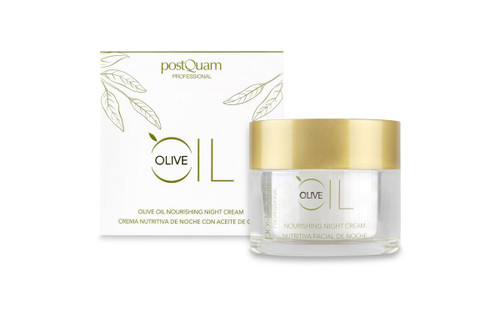 PostQuam Olive Oil Nourishing Night Cream 50ml