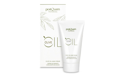 PostQuam Olive Oil Moisturising Hands & Feet Cream 75ml