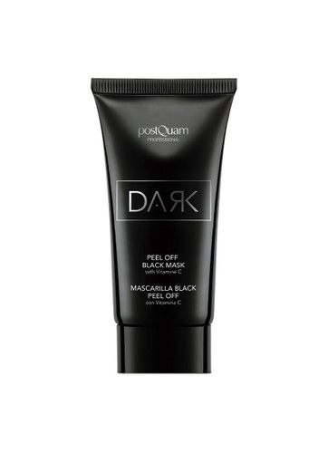 PostQuam DARK Vitamin C Detox Peel Off Black Mask 75ml