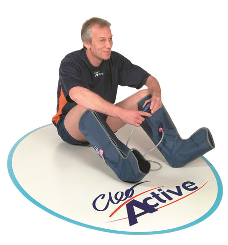 Cleo Active Massage Boots - Medium - Large