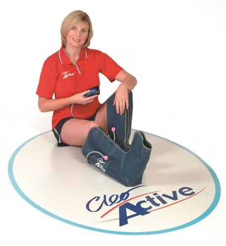 Cleo Active Massage Boots - Small - Medium
