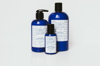 Cobalt Bath Organic Body Lotion. Available in 3 sizes.