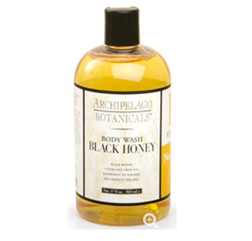 Archipelago - Black Honey Body Wash