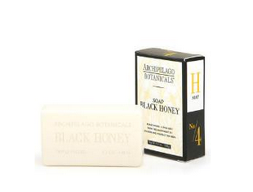 Archipelago - Black Honey Bar Soap