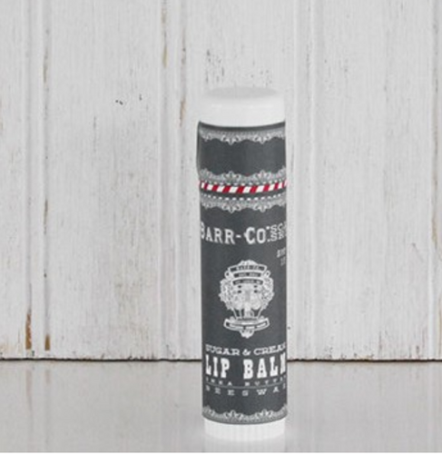 Barr-Co Lip Balm - Sugar and Cream