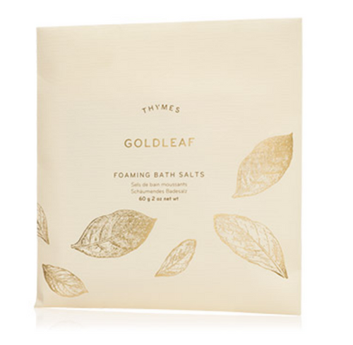 Thymes Bath Salts - GoldLeaf