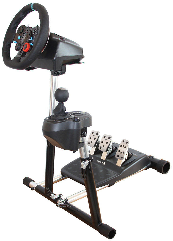 Wheel Stands for Logitech Wheels