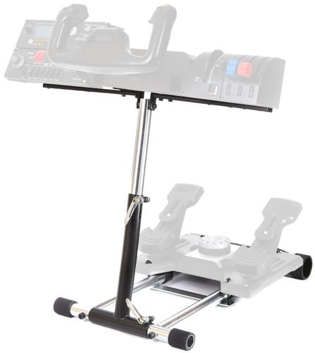 Wheel Stand Pro Saitek: Stand for Saitek Pro Flight Yoke System - Deluxe V2.