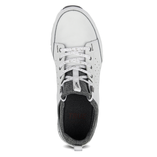 White TRUE Outsider full shoe top insert view