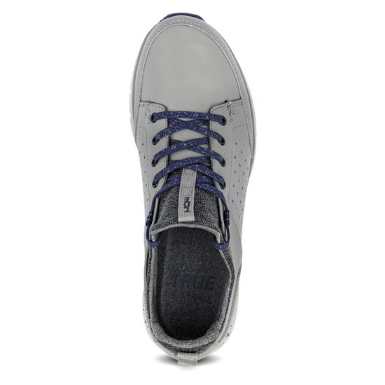 Grey Navy TRUE Outsider full shoe top insert view