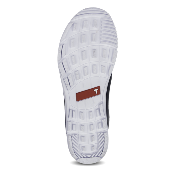 Black TRUE Original full shoe white rubber outsole