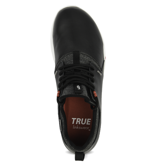 Black TRUE Original full shoe top insert view