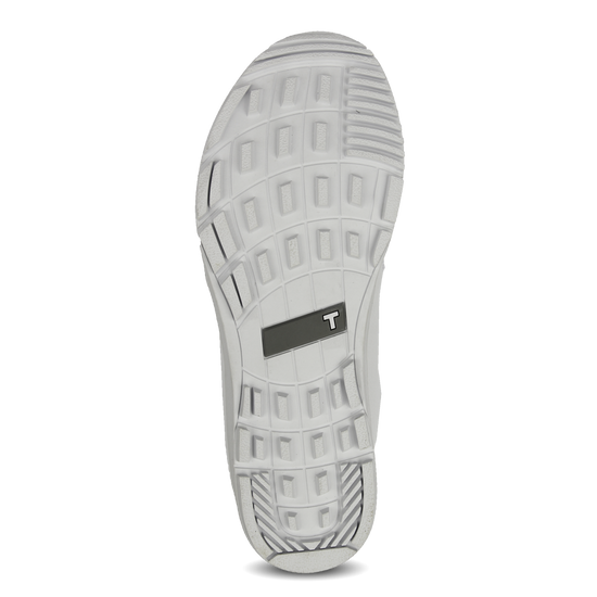 White TRUE Original full shoe white rubber outsole