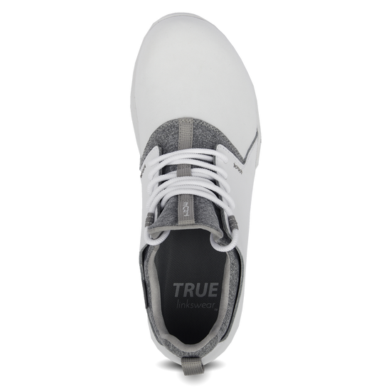 White TRUE Original full shoe top insert view