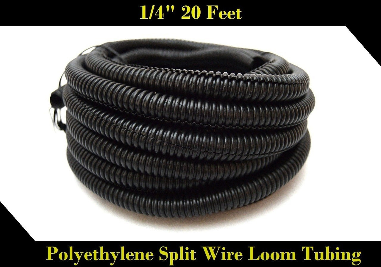 12 Inch Split Wire Loom - WIRE Center •