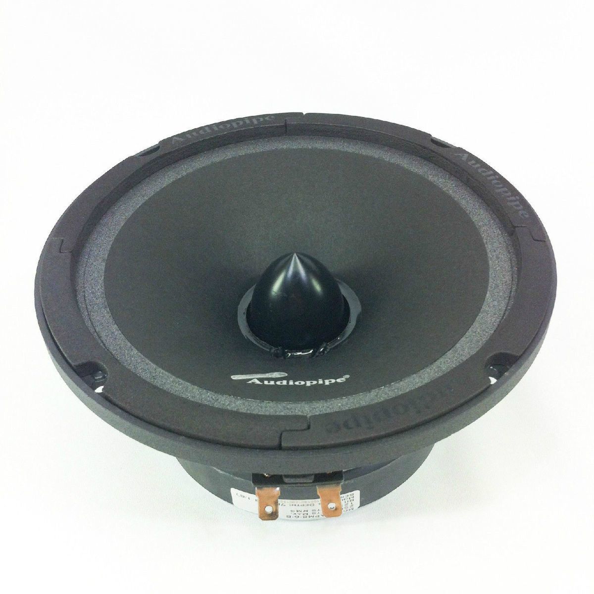 wiring car audio mid range wiring car audio amplifiers for two (4) audiopipe apmb-6 6.5