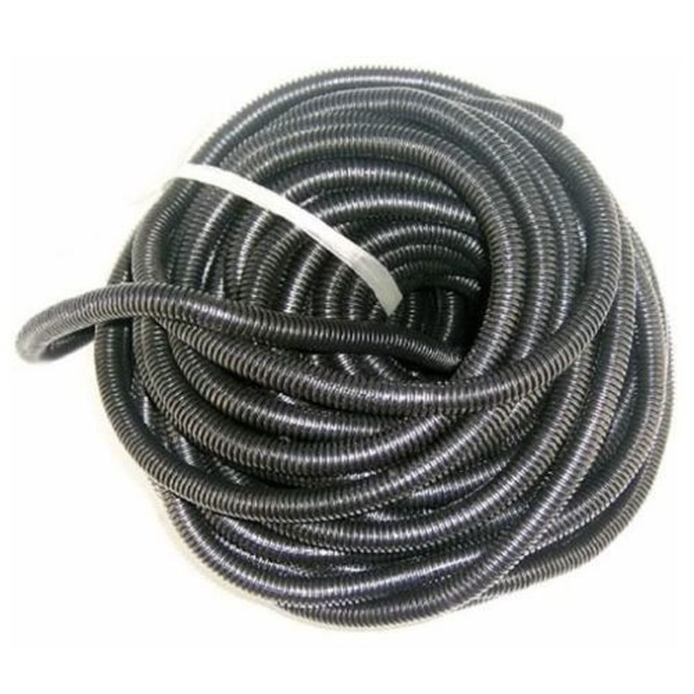 Wire Loom Black 10\' Feet 1/4\