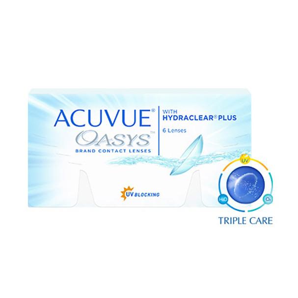 ACUVUE OASYS 2 WEEKLY (6EA) 2 Weekly