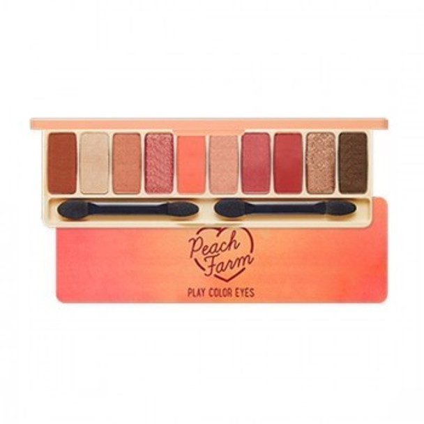 (ETUDE HOUSE) PLAY COLOR EYES PEACH FARM