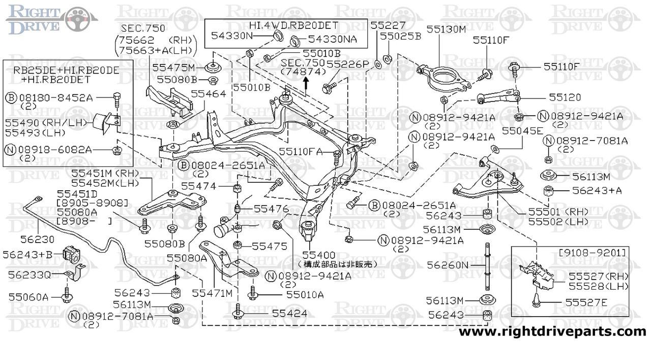 wrg 3497] r32 skyline wiper motor wiring diagram Nissan 240SX