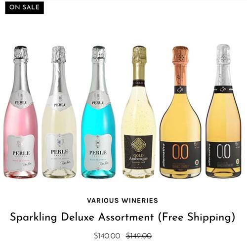 Sparkling Deluxe Assortment