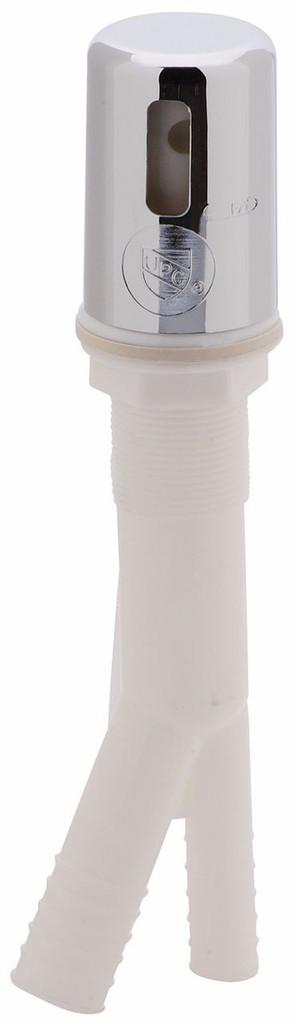 Dishwasher Drain Air Gap Chrome