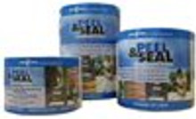 """Peel & Seal 6"""" x 33.5' Aluminum Self-Sticking Roll Roofing"""