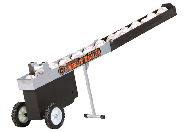 Wheeler Dealer Soft Toss Machine 348 95 Amp Free Shipping