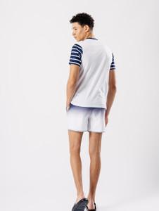 Navy Blue Dip Dye Swim Shorts