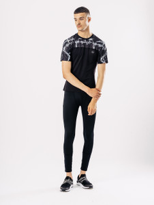 Black Activewear Pant