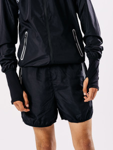 Black Activewear Shorts
