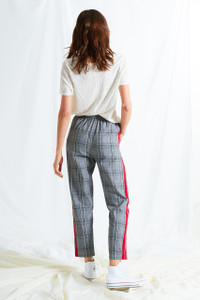 Prince of Wales Sport Stripe Pants