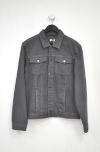 Grey Wash Denim Jacket