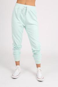 Mint Sports Luxe Stripe Trousers