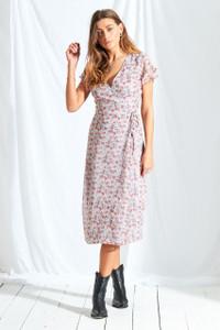 Rosie Ditsy Midi Dress