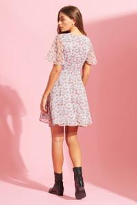 Rosie Ditsy Tea Dress