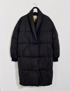 Black Altair Puffer Jacket
