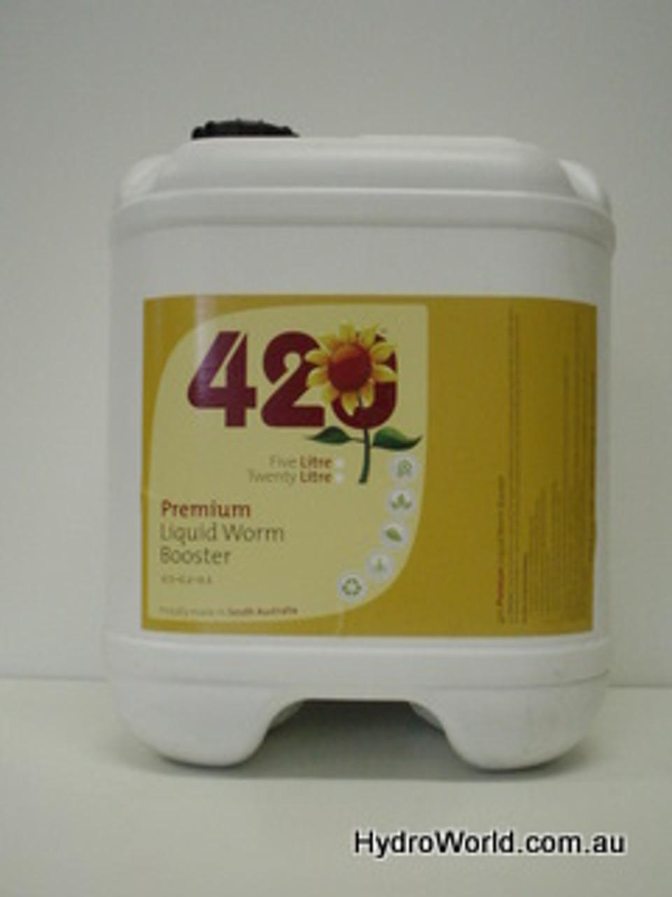 420 Worm Juice 20L