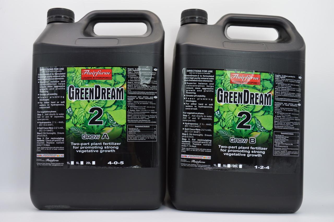 Greendream Twin 5L Grow