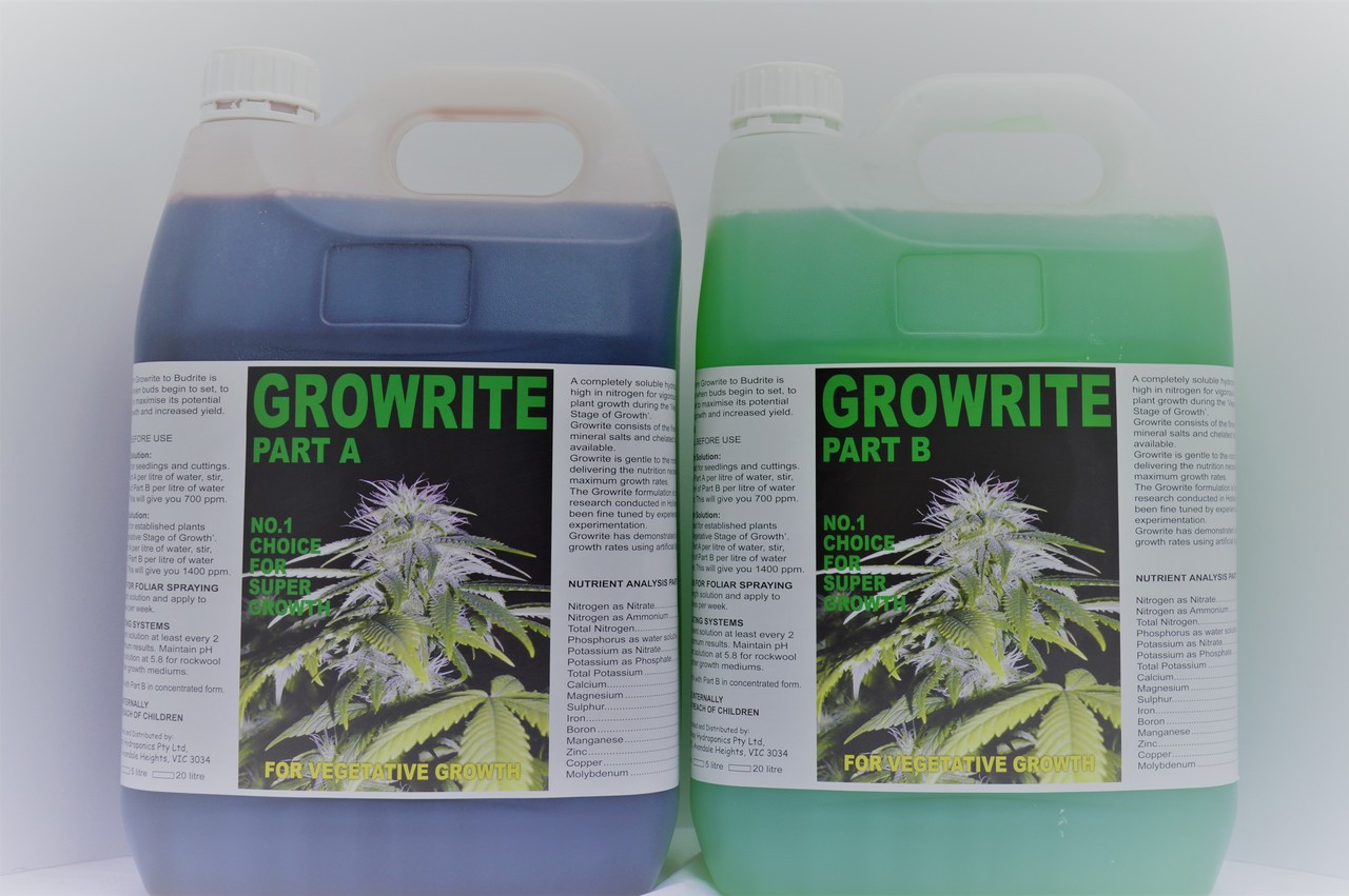 Growrite 5L Grow
