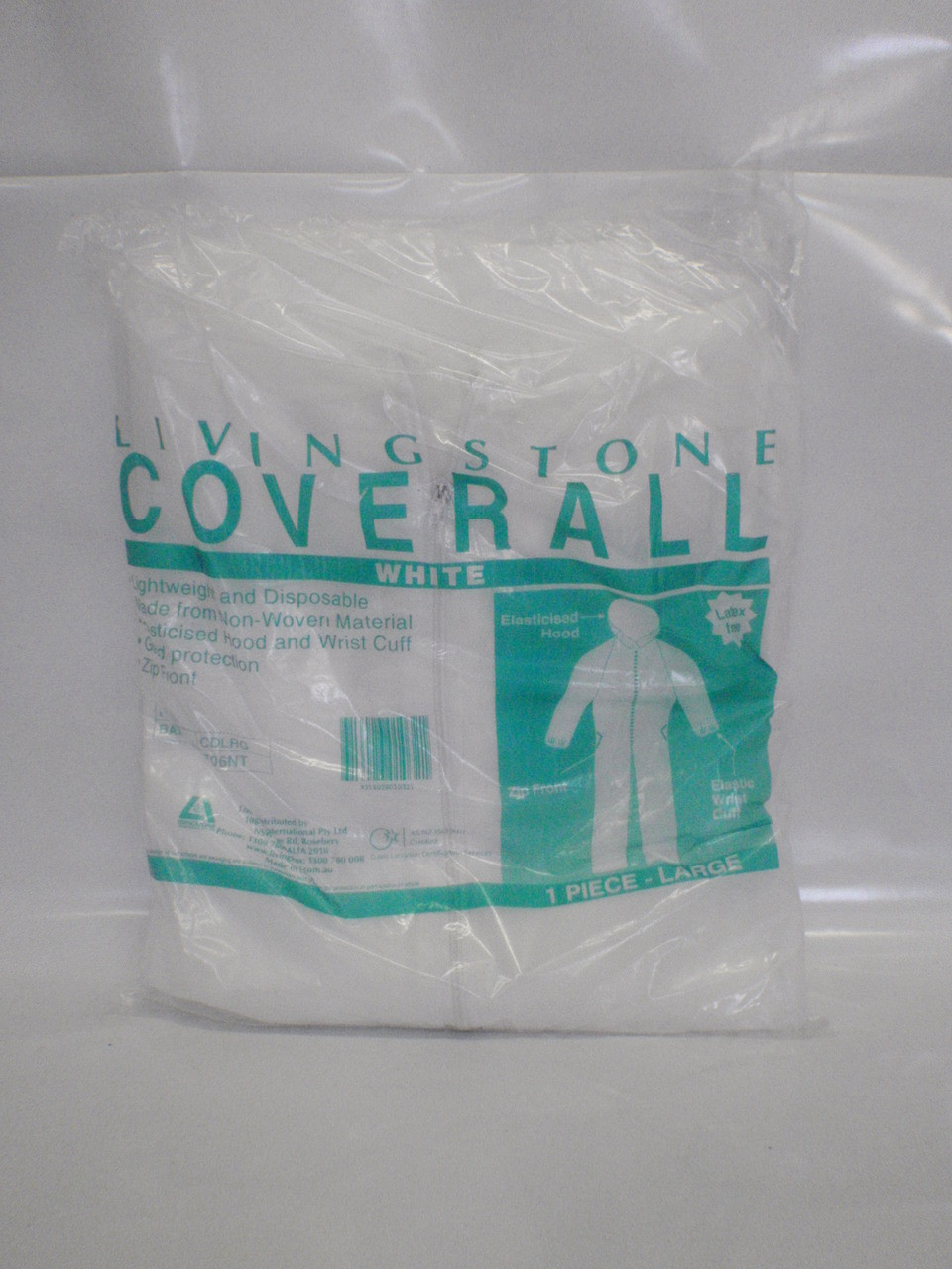 Coveralls Large