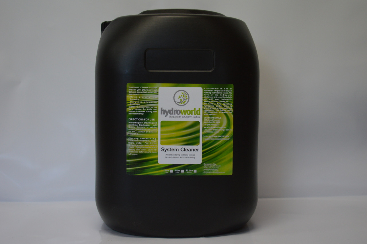 Hydro World System Cleaner 20L